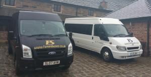 Preston minibuses