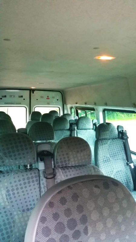 Minibuses Preston